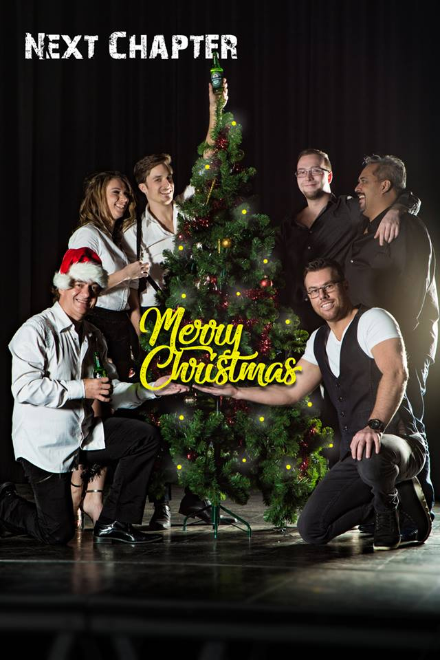 Merry Christmas namens Next Chapter Coverband